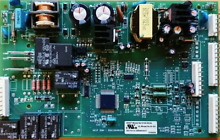 GE Main Control Board FOR GE REFRIGERATOR 200D4854G013 Green DG