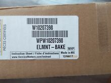 Oven  Whirlpool Bake Element W10207398