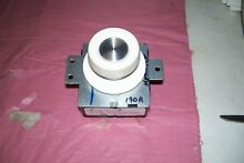 OEM KENMORE WHIRLPOOL DRYER TIMER WITH KNOB   3398190A SEE PICTURES