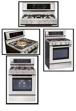 LG Studio Series 5 Burner Gas Range