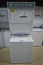 Whirlpool WGT4027EW 27  White Gas Laundry Center NOB CLW  14550