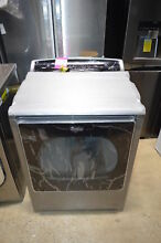 Whirlpool WGD8500DC 29  Chrome Shadow Front Load Gas Dryer NOB  19714 CLW