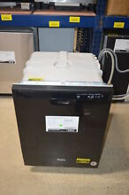 Whirlpool WDF540PADB 24  Black Built In Front Control Dishwasher NOB  16864 CLW