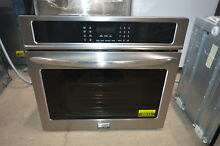Frigidaire FGEW3065PF 30  Stainless Single Electric Wall Oven NOB  23111