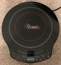 NuWave Precision Induction Cooktop Model 30158 Excellent