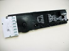 Frigidaire Kenmore Washer Interface Control Board 134855600 137007000 134556500