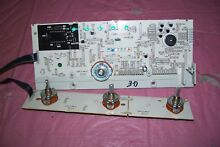 OEM GE WASHER CONTROL BOARD   175D5261G035 SEE PICTURES
