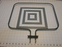 Norge Kenmore Menumaster Oven Bake Element Stove Range Vintage Made in USA 13