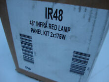 IR48  INFRA RED LAMP PANEL KIT   DCS by FISHER   PAYKEL
