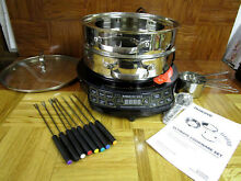 Nuwave Precision Induction Cooktop With Ultimate Cookware Set
