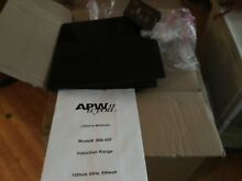 APW IBB 05F Drop In Induction Cooktop New