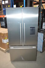 Fisher Paykel RF201ADUSX5 36  Stainless French Door Refrigerator NOB  23522