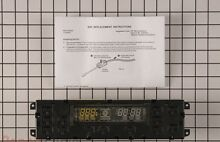 GE OVEN CONTROL BOARD PART NUMBER  WB27T10214