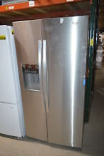 Whirlpool WRS973CIDM 36  Stainless Side by Side Refrigerator NOB  23302 CLW