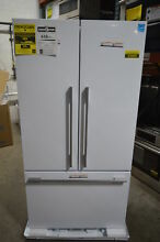 Fisher Paykel RF201ADW5 36  White French Door Refrigerator NOB CD  23569