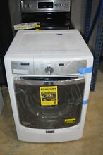 Maytag MHW8150EW 27  White Front Load Washer NOB T2  23590 CLW