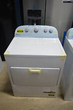Whirlpool WED49STBW 29  White Front Load Electric Dryer NOB T2  16786 CLW