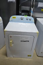 Whirlpool WED4815EW 29  White Front Load Electric Dryer NOB T2  15187 CLW