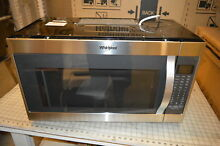 Whirlpool WMH53520CS 30  Stainless Over The Range Microwave NOB  17973 T2