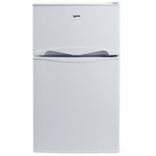 Igenix IG347FF 47cm Under Counter Fridge Freezer  White