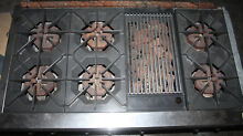 Thermador 48  Gas Cooktop