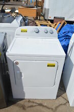 Whirlpool WED4815EW 29  White Front Load Electric Dryer NOB  23715 CLW