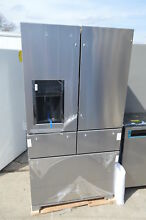 KitchenAid KRMF706ESS 36  Stainless French 5 Door Refrigerator NOB  23710 CLW
