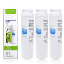 NEW GE MSWF SmartWater Refrigerator Replacement Filtration Filter 3 Pack