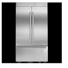 JennAir JPK42FNXWSS 42  Stainless Panel Kit French Door Refrigerator NIB  21304