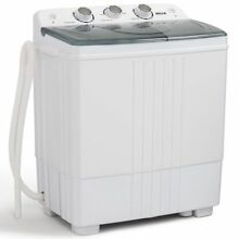 Portable Washing Machine Capacity Small Della Compact Spin Dryer 11lbs NEW