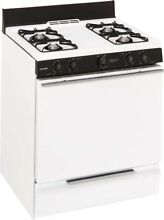 Hotpoint 469496 30 In  4 8 Cu Ft  Free St ing Gas Range  Electronic Ignition