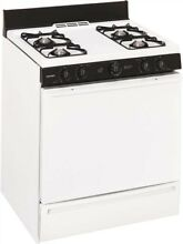 Hotpoint 785423 30 Inch  4 8 Cu Ft  Free St ing Gas Range  Ada  Battery Ignition
