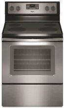 Whirlpool 273071 30 Inch 5 3 Cu  Ft  Capacity Electric Range