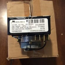OEM NIB FRIGIDAIRE DRYER TIMER PART  131062300 ONLY OPENED FOR PHOTOS