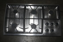 Bosch Stainless Steel 36  Gas Cooktop Model  NGT935UC