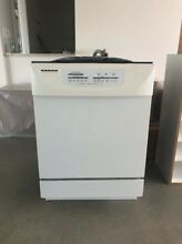 KitchenAid  Whisper Quiet Ultima Superba  Dishwasher