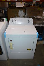Amana NED4655EW 30  White Front Load Electric Dryer NOB  23888