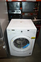 Whirlpool WFW75HEFW 27  White Front Load Washer NOB  23914