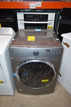 Whirlpool WGD92HEFC 27  Chrome Shadow Front Load Gas Dryer NOB  23901 CLW