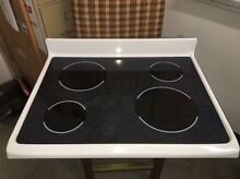 Kenmore Range   Stove Glass Top MODEL  790 91312011
