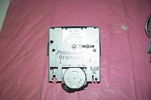 OEM FRIGIDAIRE WASHER TIMER WITH KNOBS   D145752B SEE PICTURES