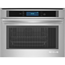 Jenn Air 24  Stainless Steel Steam Convection Wall Oven JBS7524BS MSRP  2 899