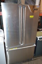 Viking RVRF3361SS 36  Stainless French Door Refrigerator CD NOB  24178