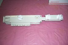 GE WASHER MAIN CONTROL BOARD WITH KNOBS   1012501239 SEE PICTURES