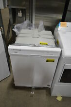 Whirlpool WDF330PAHW 24  White Full Console Dishwasher NOB  24003 CLW
