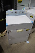 Whirlpool WED49STBW 30  White Front Load Electric Dryer NOB  23969 CLW