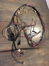 Kenmore HE2 Dryer wiring harness