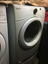 Whirlpool washer and gas dryer   lightly used  awesome condition