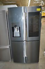 Samsung RF28M9580SG 36  Black Stainless French Door Refrigerator NOB  24506 HL