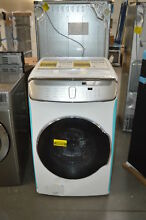 Samsung WV60M9900AW 27  White FlexWash w Steam Washer NOB  24519 HL